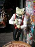 タバコ屋の蛙